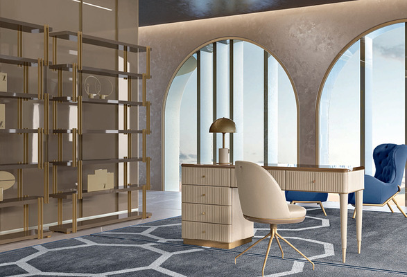 VOLPI Luigi Volpi Exclusive Interiors
