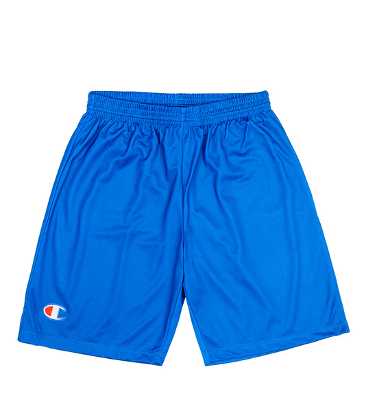 Short adulto serie ECO blu