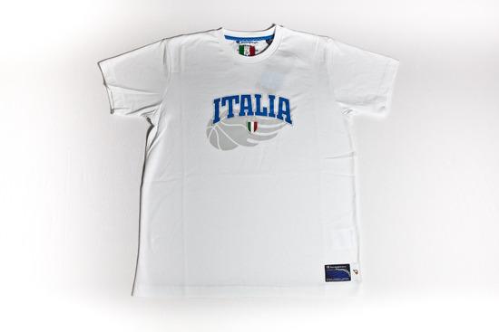 T-Shirt bambino bianco